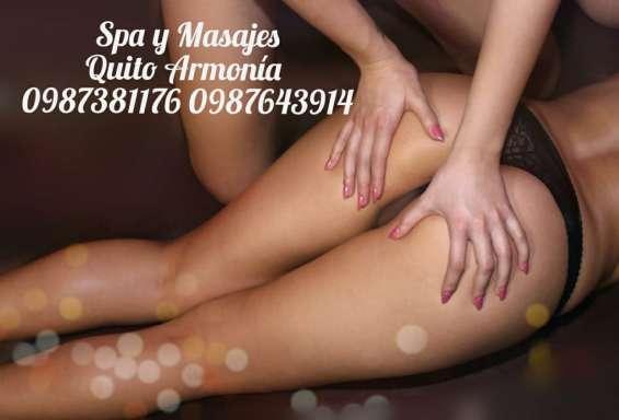 Quito spa masajes eróticos tantra prostáticos